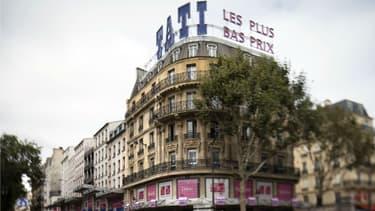 1.700 emplois sont menacés en France si la marque Tati disparaît.
