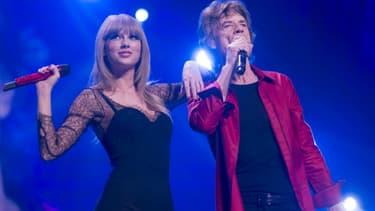 Taylor Swift et les Rolling Stones, artistes les mieux payés de la musique essentiellement grâce aux concerts.