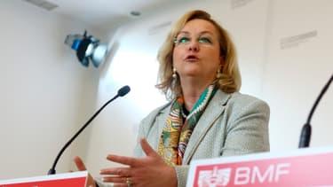 """Maria Fekter assure qu' """"elle se battra comme une lionne"""" pour défendre le secret bancaire"""