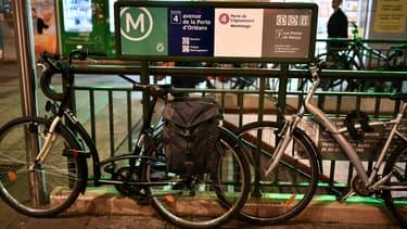 46% des cyclistes déclarent qu'il leur arrive de renoncer au vélo par crainte du vol