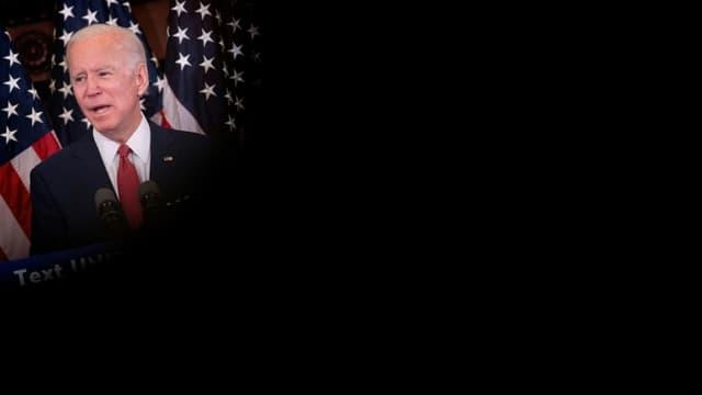 Joe Biden, le 2 juin 2020 à Philadelphie