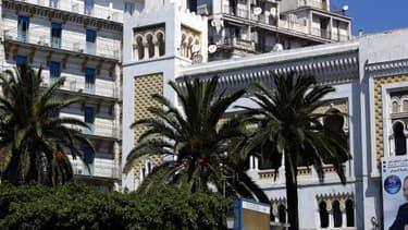 L'élection présidentielle algérienne se tient, ce jeudi 17 avril.