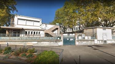L'école maternelle Édouard Herriot, à Lyon
