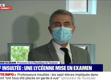 """Professeure insultée: Deux personnes poursuivies pour """"actes d'intimidation envers une personne chargée d'un service public"""", selon le procureur"""