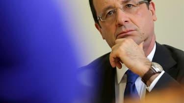 François Hollande se rend ce lundi à Dijon pour un déplacement de deux jours.
