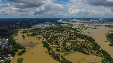 Plus de 23.000 personnes ont été évacuées