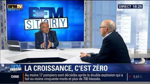 Croissance zéro (2/2): Quelles sont les raisons du ralentissement de l'économie française ?