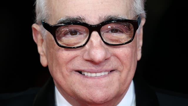 Martin Scorsese en février 2014.