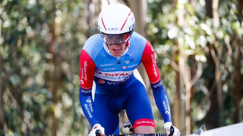 Cyclisme: Romain Sicard prend sa retraite en raison d'une anomalie cardiaque