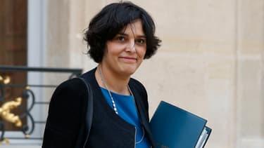 Myriam El Khomri, le 16 mars 2016.