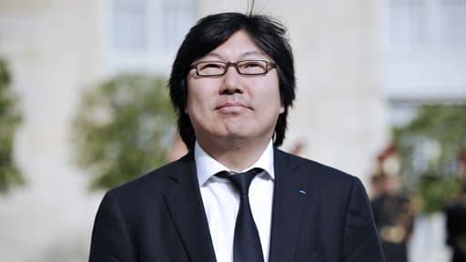 Jean-Vincent Placé, sénateur EELV