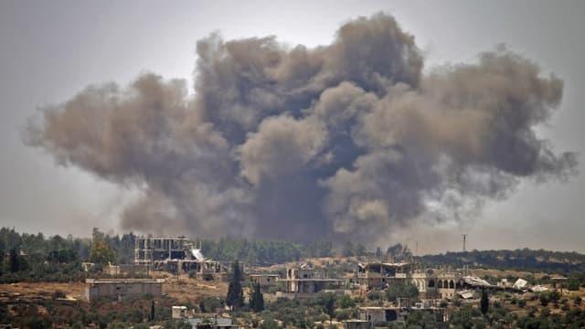 Ce ne serait pas la première fois que le régime et l'EI négocient une sortie de crise. (PHOTO D'ILLUSTRATION)