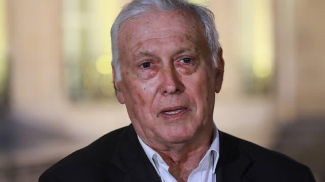 Jean-François Delfraissy, président du conseil scientifique créé autour d'Emmanuel Macron.