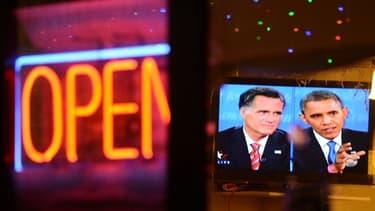 Obama et Romney ont encore abordé les questions de politique économique, là où leurs différences de vue sont les plus flagrantes