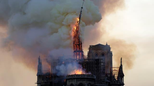 Les dons pour Notre-Dame se concrétisent