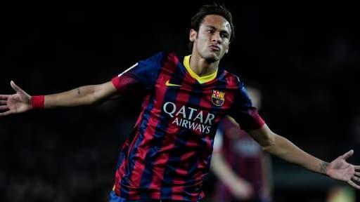 Le transfert de Neymar a coûté 86 millions d'euros au club catalan.