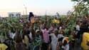 Supporters d'Alassane Ouattara dans les rues de Bouaké. Le secrétaire général de l'Onu Ban Ki-moon et le président américain Barack Obama ont salué vendredi en l'ancien haut responsable du FMI le véritable vainqueur de l'élection présidentielle de Côte d'