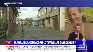 """Le père du mari de Magali Blandin est """"sous le coup de la stupéfaction"""", selon son avocat"""