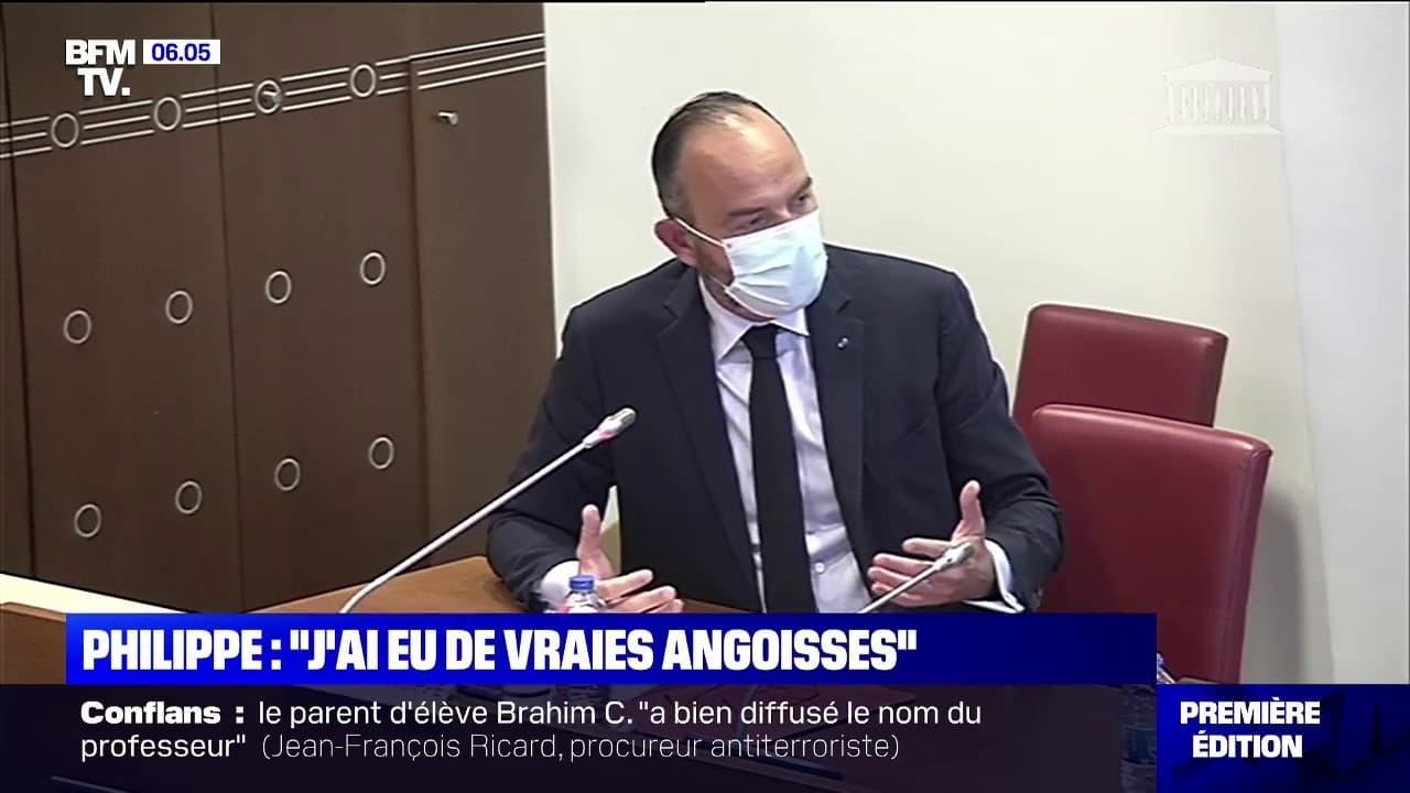 """Covid-19: Édouard Philippe confie avoir eu """"de vraies angoisses"""" lors de la première vague"""
