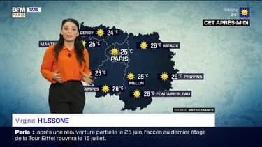 Météo Paris-Ile de France du 12 juillet: Du plein soleil