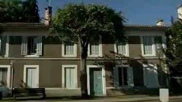 La maison où les étudiants ont été agressés