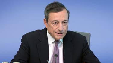 Mario Draghi a évoqué une décision le 26 octobre prochain