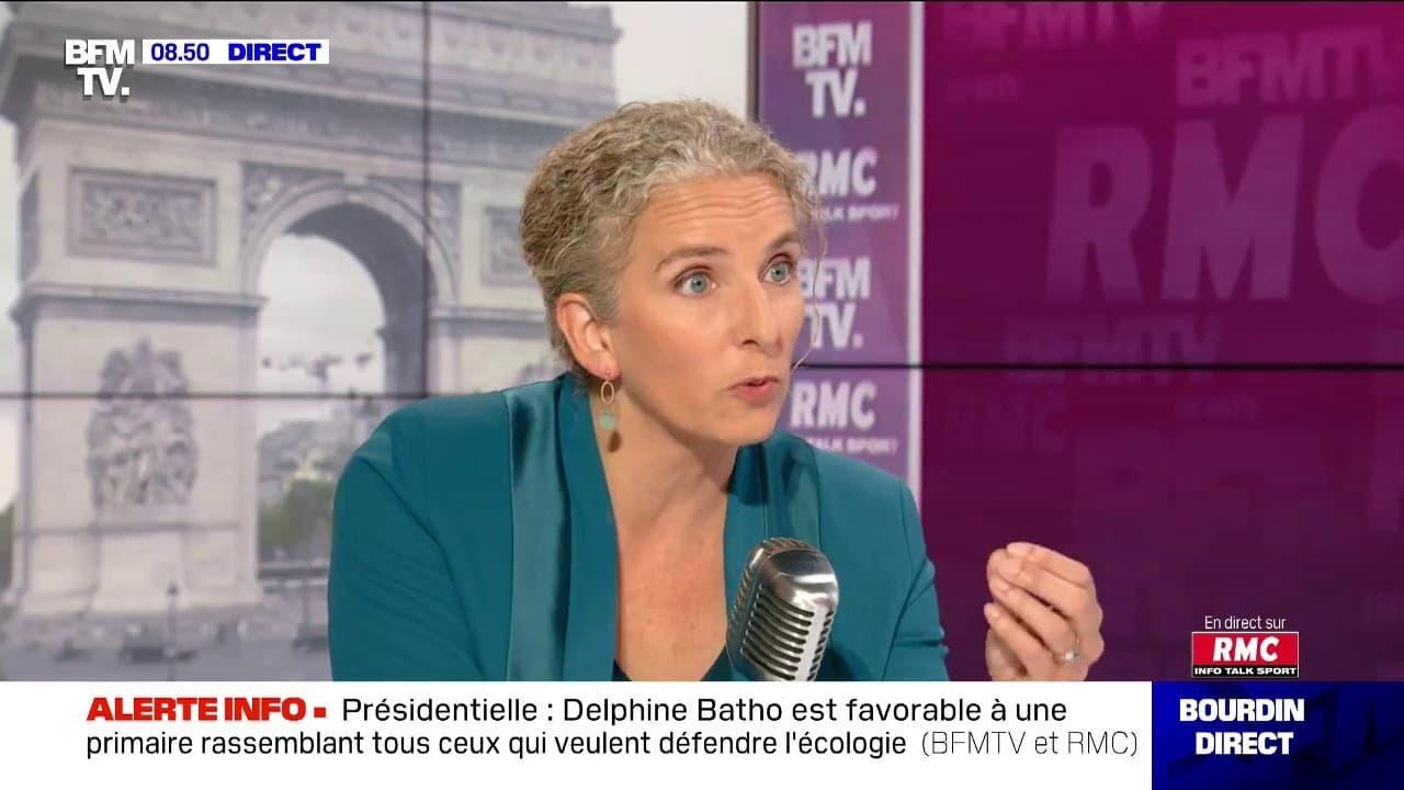 Delphine Batho ne pense pas que le nucléaire est une énergie écologique