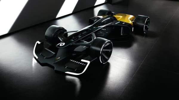 Ce concept n'est pas une simple étude Photoshop, Renault en a fait un prototype, exposé sur son stand au salon automobile de Shanghai.