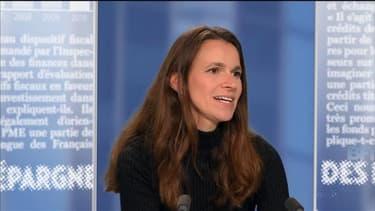 Aurélie Filippetti, ministre de la Culture, sur BFMTV le 8 mai 2013.