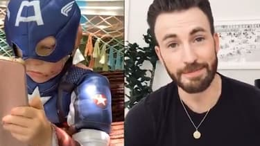 Chris Evans salue la bravoure de Bridger Walker
