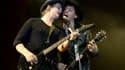 Pete Doherty et Carl Barat