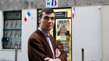 Gaël Nofri en novembre 2012