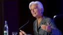 Christine Lagarde regarde avec inquiétude le ralentissement de la Chine.