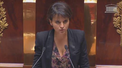 """""""Le sujet avec la prostitution, ce n'est pas la sexualité"""", a affirmé la ministre des Droits des femmes, Najat Vallaud-Belkacem, vendredi à l'Assemblée."""