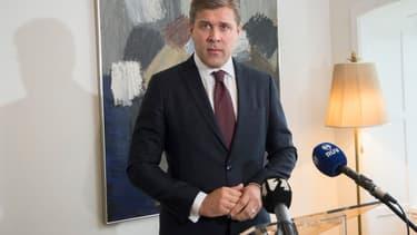 Le nom de Bjarni Benediktsson apparaissait déjà dans les Panama papers.