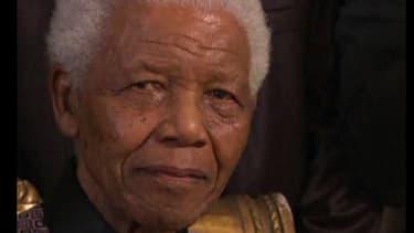 Nelson Mandela, 94 ans, reste une icône mondialement connu.