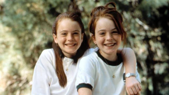 """Lindsay Lohan dans """"À Nous quatre"""""""
