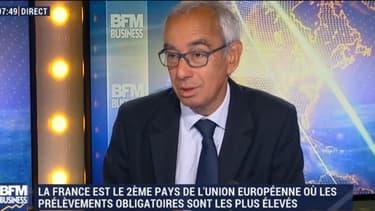 Jean Pisani-Ferry était l'invité de Good Morning Business