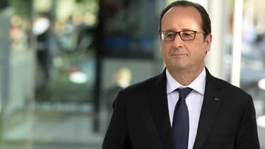 François Hollande met en garde Londres