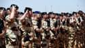 Soldats français en opération extérieure