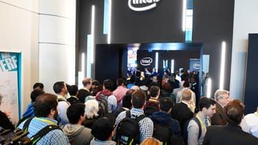 Bruxelles a infligé une amende de 1,06 milliard d'euros à Intel.
