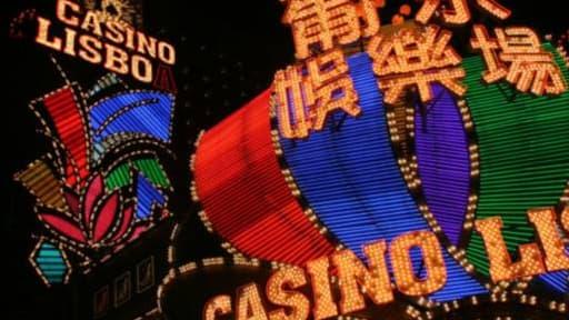 Macao est, depuis 2006, la ville numéro un du jeu.