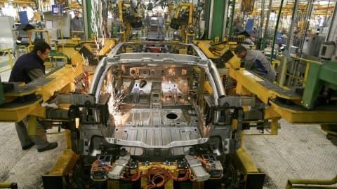 Les immatriculations de Renault ont baissé de 1,2% en juin