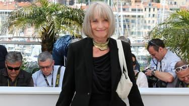 Edith Scob en 2012