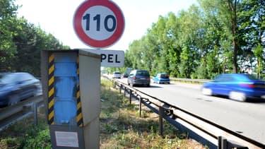4.200 radars sont installés au bord des routes