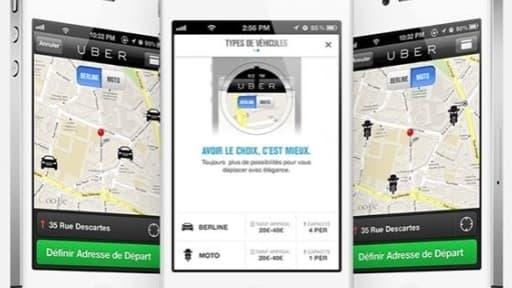 Uber a annoncé avoir levé 1,2 milliard de dollars, ce vendredi 6 juin.