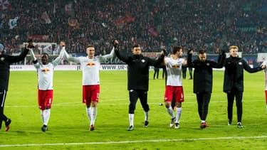 Sur le terrain, tout sourit au RB Leipzig