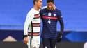 Ronaldo et Varane