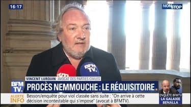"""Procès de Mehdi Nemmouche: """"Il serait bon qu'il commence à parler"""""""