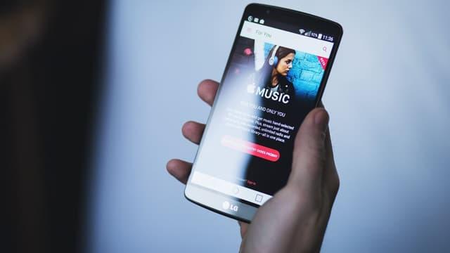 Apple Music avait été lancé en juin 2015